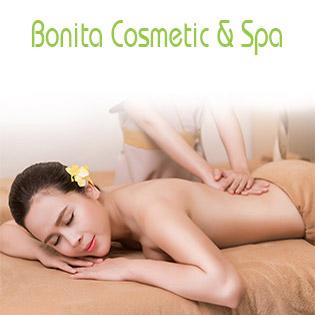 (100') Massage Body + Foot Đá Muối + Ngâm Chân Thảo Dược + Chăm Sóc Da Mặt Toàn Diện + Điều Trị Mụn Trị Thâm Sáng Da Se Khít Lỗ Chân Lông Tại Bonita Cosmetic & Spa