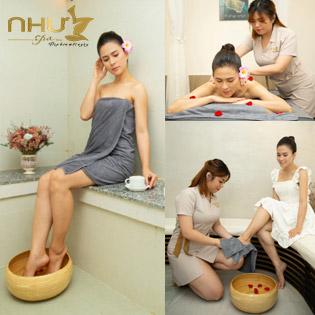 Miễn Tip - Như Spa Top 10 Spa Nổi Tiếng Sài Gòn Về Massage Body, Làm Đẹp Da Với Phương Pháp Hoàn Toàn Tự Nhiên, An Toàn, Hiệu Quả (100 Phút)