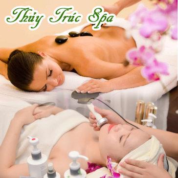 Độc Quyền 13 Bước 100 Phút Massage Body, Foot Thái Đá Nóng, Chạy C, Chăm Sóc Da Mặt Cho Nữ, Couple Tại Thủy Trúc Spa