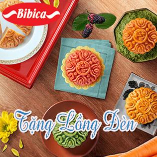 Hệ Thống Bibica – Hộp 4 Bánh Trung Thu Dinh Dưỡng Bảo Vệ Sức Khỏe Cho Người Tiểu Đường/ Ăn Kiêng Vui Trung Thu – Giao Bánh Tận Nơi