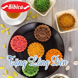 Hệ Thống Bibica – Hộp 4 Bánh Trung Thu Chất Lượng Mừng Tết Đoàn Viên Sum Vầy – Giao Bánh Tận Nơi