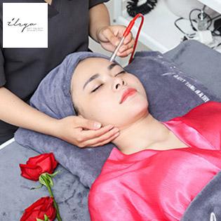 Proud Mary Derma Cosmetic & Spa - Combo 11 Bước Điều Trị Mụn Chuẩn Y Khoa/ Điện Di Căng Bóng Da/ Phủ Trắng Da Mặt