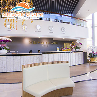Mermaid Seaside Hotel - Vũng Tàu - 2N1Đ Phòng Superior Seaview - Gồm Ăn Sáng - Dành Cho 02 Khách
