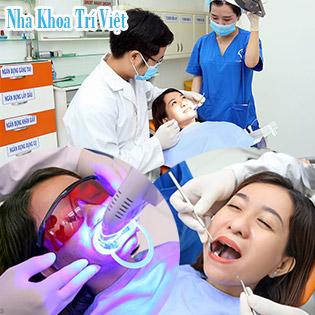 Tẩy Trắng Răng Công Nghệ Plasma White Hiệu Quả Tức Thì, Tỏa Sáng Nụ Cười Xinh Tại Hệ Thống Nha Khoa Trí Việt