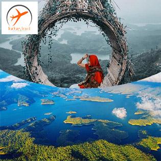 Tour Tà Đùng 2N2Đ - Dạo Thuyền Trên Hồ - Check-in Cầu Kính - Tham Quan Thác Liêng Nung - Nghỉ Dưỡng Tại Resort Tà Đùng