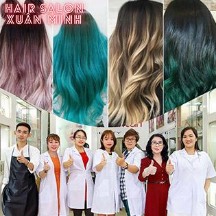 Làm Tóc 99k – Ưu Đãi Tại Hair Salon Xuân Minh, Cam Kết Sử Dụng Sản Phẩm Cao Cấp