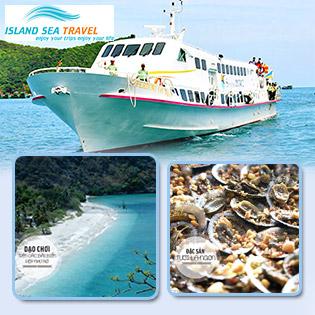 Tour Khám Phá Côn Đảo 2N2Đ – Đi Xe, Tàu Cao Tốc Tại Sóc Trăng – Tham Quan, Tắm Biển, Thưởng Thức Hải Sản