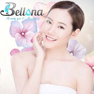 Tắm Trắng Toàn Thân Máy Phi Thuyền Nano White 6D + Tắm Trắng Mặt Huyết Yến Collagen Tại Bellona Beauty & Spa (Spa Làm Đẹp Uy Tín Quận 10)