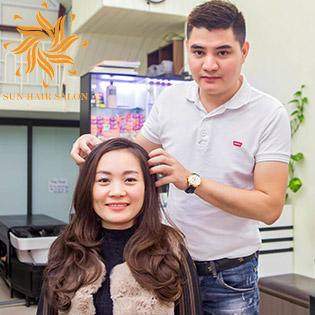 Combo Trọn Gói Chăm Sóc Nuôi Dưỡng Tóc - Sun Hair Salon