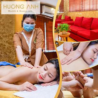 Foot Massage Kết Hợp Thư Giãn Body Tại Hương Anh Heath & Beauty Care