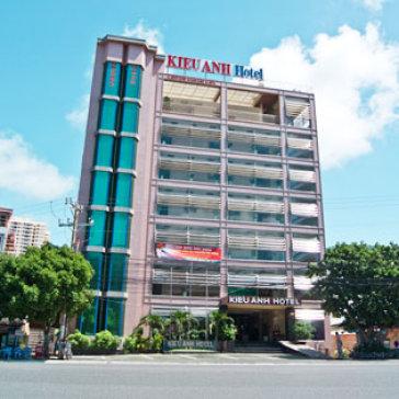 Kiều Anh Hotel 3* Vũng Tàu 2N1Đ Dành Cho 02 Khách/ Phòng