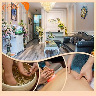 120 Phút Massage Đặc Trị Thoái Hóa Toàn Diện Bằng Hồng Quang Cứu Tại Elite Clinic & Spa