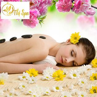 Miễn Tip - (100') Massage Body + Foot + Ngâm Chân + Đắp Mặt Nạ + Mắt + Vai, Gáy/ Chạy Vitamin C/ Hút Chì/ Ủ Trắng Mặt - Thị Spa