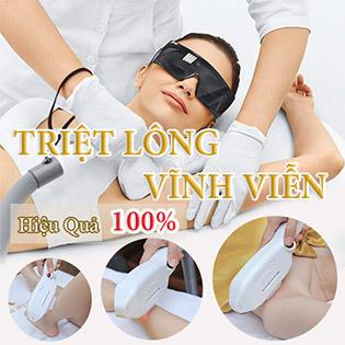 Trọn Gói Triệt Lông Vĩnh Viễn Công Nghệ Diode Laser Bán Dẫn Nhiệt Lạnh Hàn Quốc Hiệu Quả 100% Tại TMV Wonjin