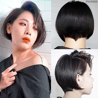 Combo Cắt, Gội, Sấy Tạo Kiểu Dành Cho Nữ Tại The Hair Station