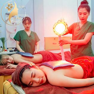 Trị Liệu Cổ Vai Gáy Chuyên Sâu Sử Dụng Thủ Thuật Y Học Cổ Truyền Tại Ami Beauty Spa