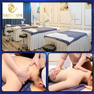 90 Phút Massage Body Thư Giãn Kết Hợp Chăm Sóc Da Mặt Tại Thẩm Mỹ Vania