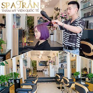 Combo Làm Tóc Trọn Gói Từ A - Z - Trần Hair Salon
