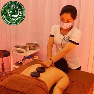 90P Massage Body + Ngâm Chân Thuốc Bắc - Linh Hương Spa