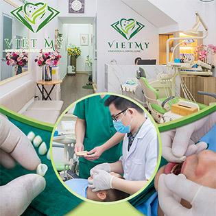 Bọc Răng Sứ Zirconia Tại Nha Khoa Quốc Tế Việt Mỹ