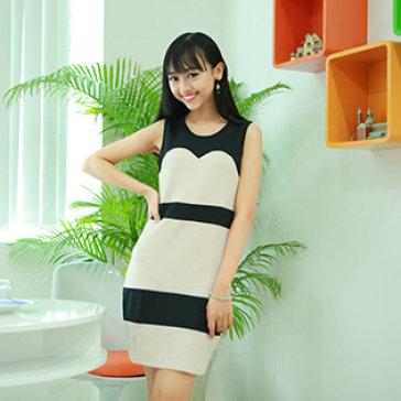 Đầm Dona Hàn Quốc