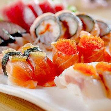 Ẩm Thực Nhật Nhà Hàng Sushi Sashimi Hana