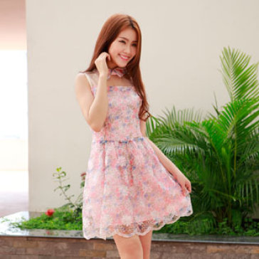 Đầm Linda Cao Cấp Size S