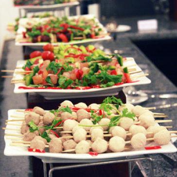 Buffet Tối Nhà Hàng Rainbow