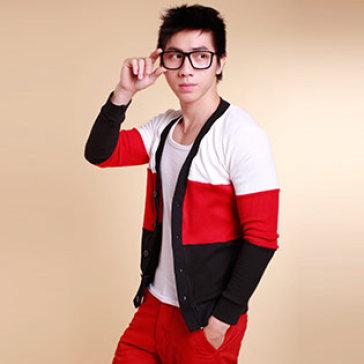 Áo Khoác Cardigan Dành Cho Nam Size L