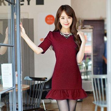 Đầm Form Ôm Đuôi Cá Fashion