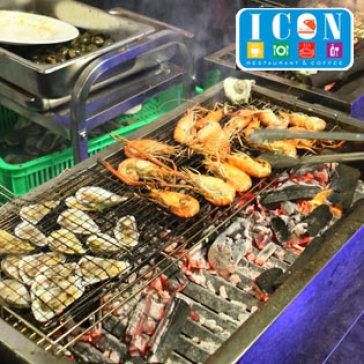 Buffet Tối Hải Sản - Kem BBQ Dinner Nhà Hàng Icon