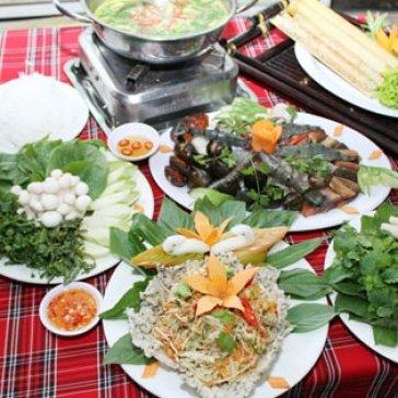 Set Ăn Dành Cho 04 Người Tại Nhà Hàng 10 Anh Em