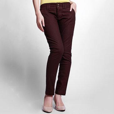 Quần Kaki Nữ Co Giãn Fashion Size 30
