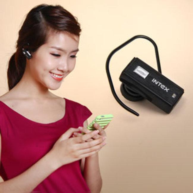 Tai Nghe Bluetooth Intex BH2012