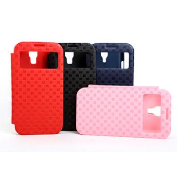 Bao Da Samsung Galaxy S4 Màu Hồng