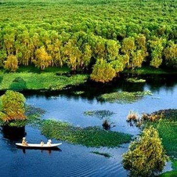 Tour Quần Đảo Bà Lụa - Rừng Tràm Trà Sư – Nghỉ Resort Hòn Trẹm