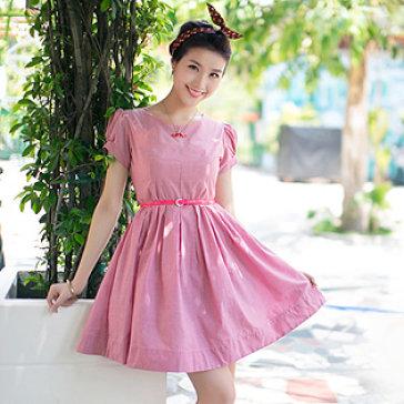 Đầm Caro Summer