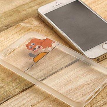 Ốp Lưng Điện Thoại Iphone 5, 5S Cún Yêu