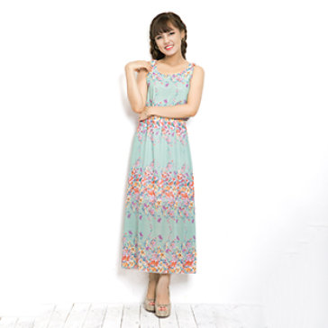 Đầm Maxi Hoa Sweet