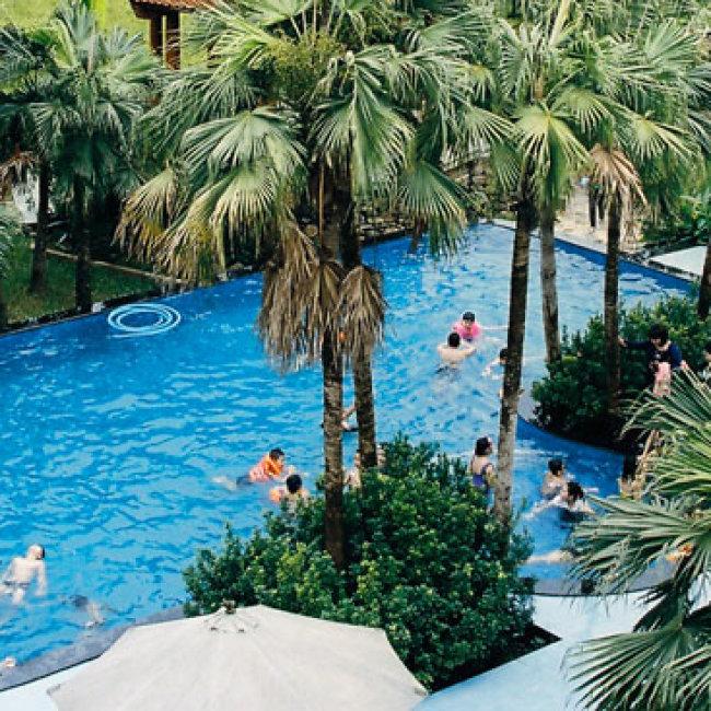 Nghỉ Dưỡng 2 Ngay 1 đem Tại Yen Bai Resort Ha Nội