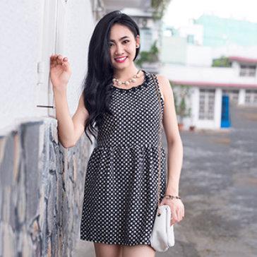 Đầm Len Sợi Vintage