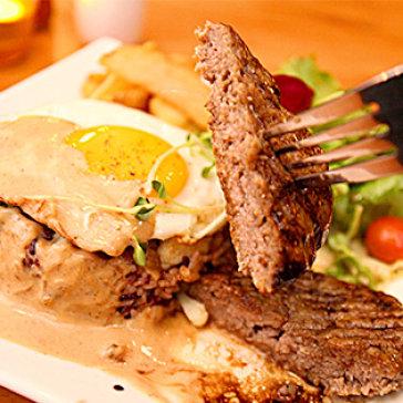 Steak Kiểu Âu, Hương Vị Hàn Quốc Tại Nhà Hàng Plan B