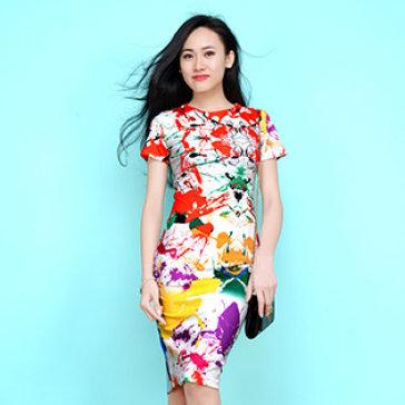 Đầm Body Color Cao Cấp