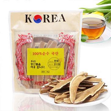 Nấm Linh Chi Thái Lát 500g - Nhập Khẩu Hàn Quốc