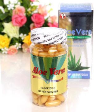 Aloe Vera Kết Hợp Sữa Ong Chúa Robinson Pharma.