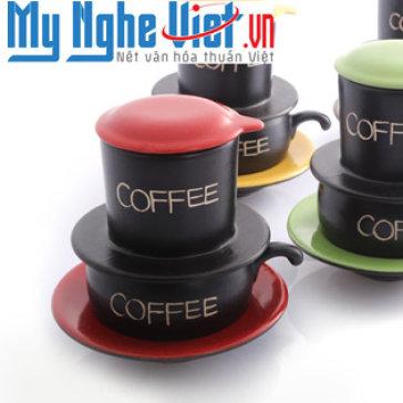 Phin Pha Cafe Thấp Gốm Sứ Bát Tràng