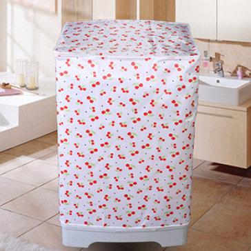 Bao Trùm Máy Giặt Vải Satin Chống Thấm Nước, Tia UV