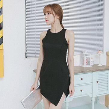 Đầm Tà Xéo Emily