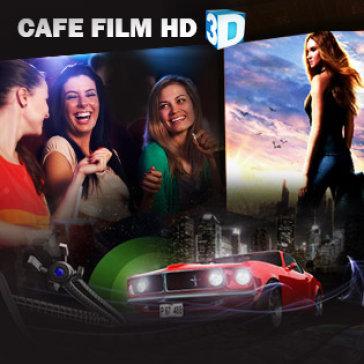 2h Xem Phim HD + 2 Phần Bắp Rang Bơ Cho 2-4 Người Tại Café Cinema