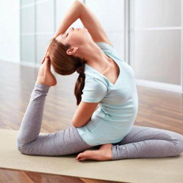 Thảm Tập Yoga Cao Cấp Loại Lớn, Dày